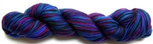 Scarlet-Blue-Purple-Wool